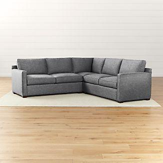 Davis 3-Piece Sectional Sofa