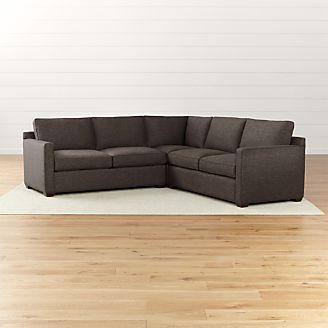 Beau Davis 3 Piece Sectional Sofa