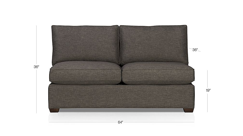 loveseat dimensions sofas foot full standard sofa size of seater length measurements