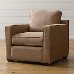 Davis Modern Microfiber Sofa Crate And Barrel