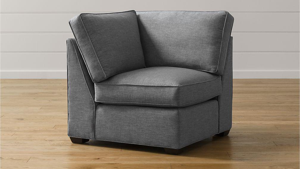 Davis Corner Chair - Image 1 of 2