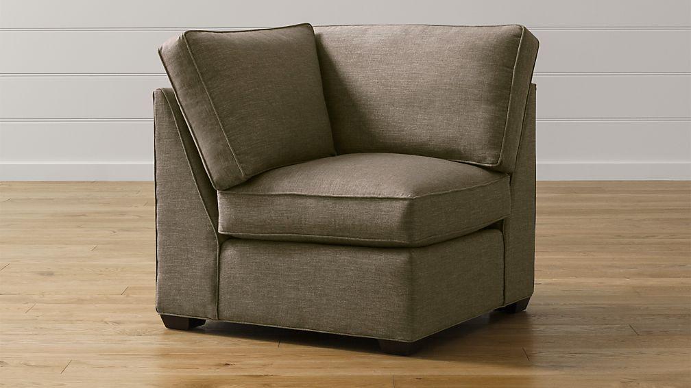 Davis Corner Chair - Image 1 of 3