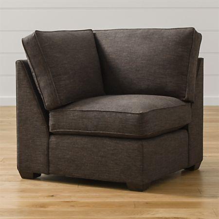 Awe Inspiring Davis Corner Chair Inzonedesignstudio Interior Chair Design Inzonedesignstudiocom