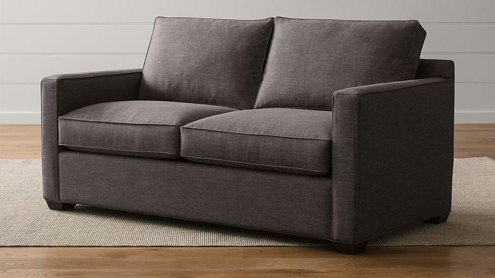 Davis Full Sleeper Sofa Crate and Barrel