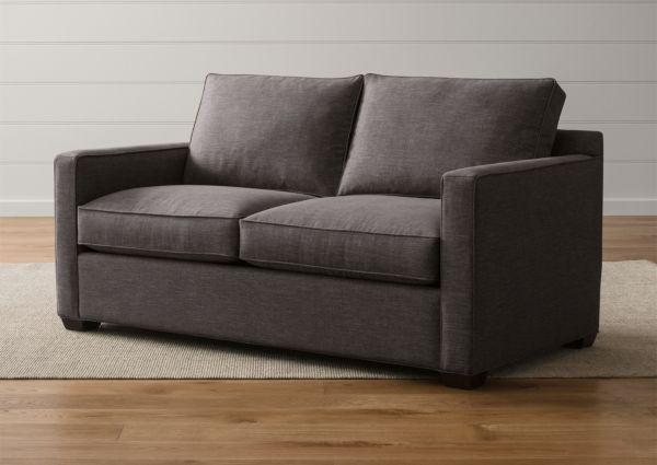 Davis Apartment Sofa | Crate and Barrel
