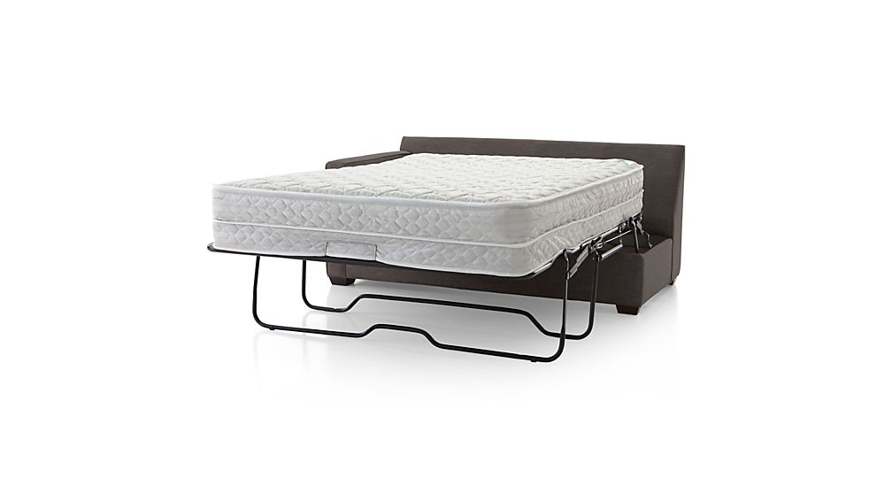 Davis Left Arm Full Sleeper Sofa with Air Mattress