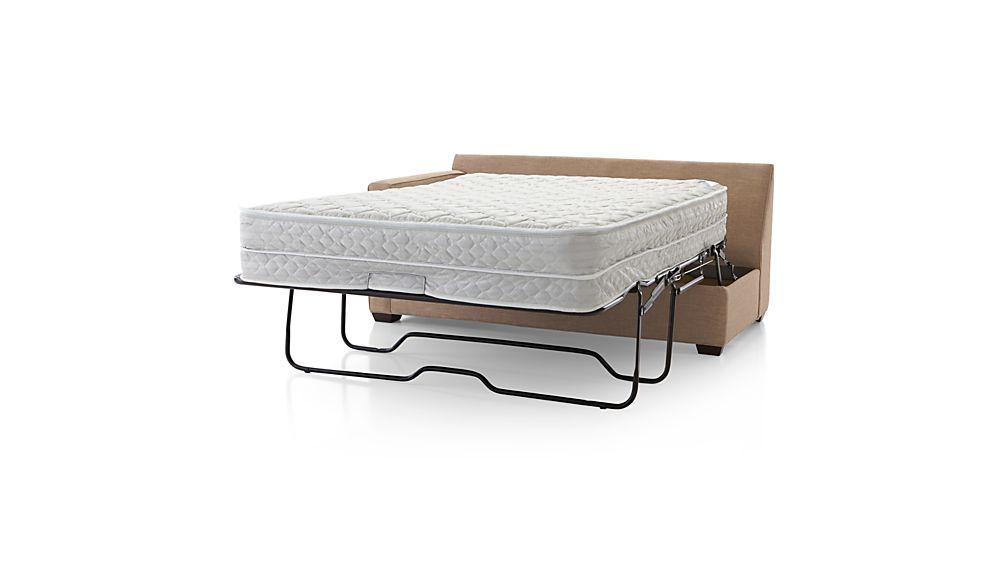 Davis Left Arm Full Sleeper Sofa with Air Mattress