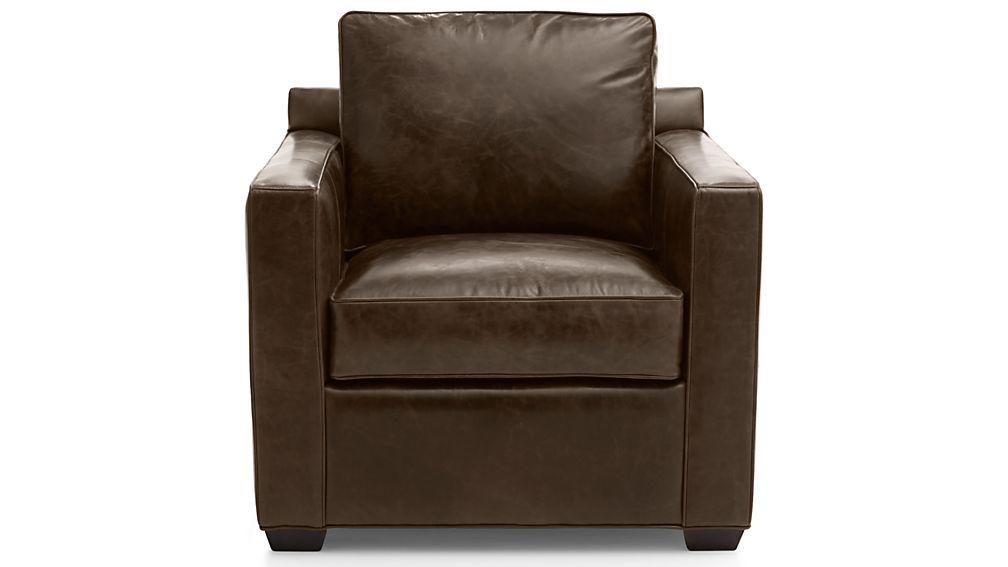 Davis Leather Chair