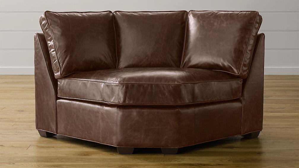 Davis Leather Wedge