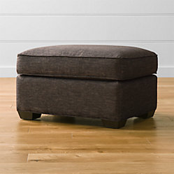 Davis 3 Piece Sectional Sofa Darius Graphite Crate And