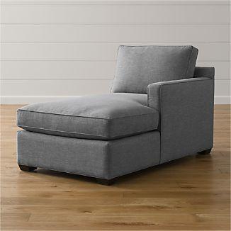 Davis Right Arm Chaise