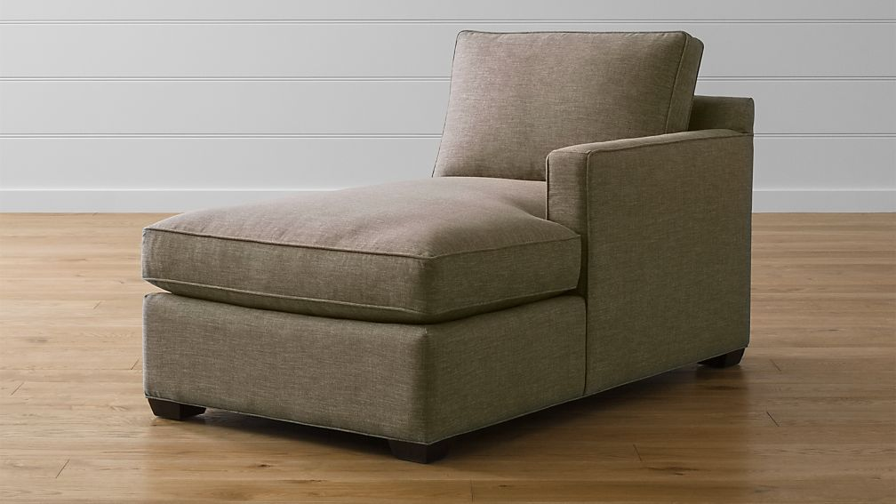 Davis Right Arm Chaise - Image 1 of 2