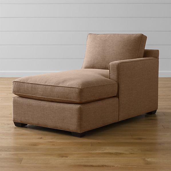 Davis Right Arm Chaise Lounge
