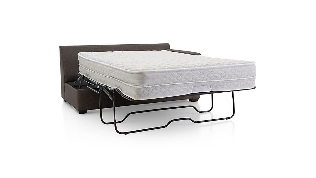 Davis Right Arm Full Sleeper Sofa with Air Mattress
