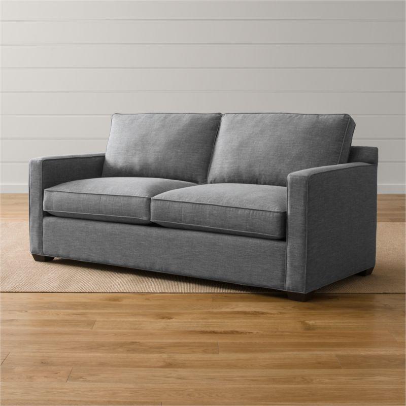 Davis Queen Sleeper Sofa Reviews Crate And Barrel
