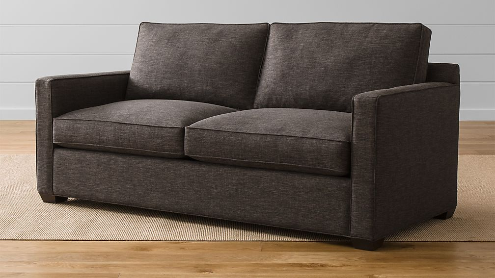 Davis Queen Sleeper Sofa Crate and Barrel