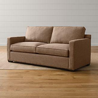Davis Queen Sleeper Sofa with Air Mattress
