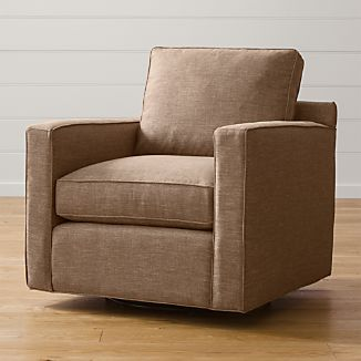 Swivel Seat Chair Crate And Barrel