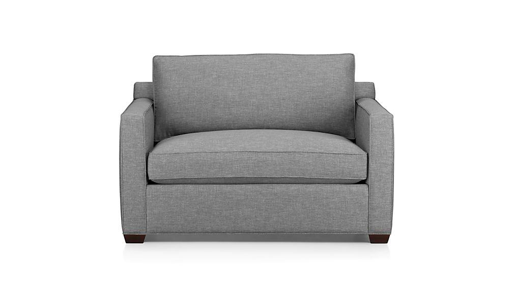 Davis Twin Sleeper Sofa Crate And Barrel