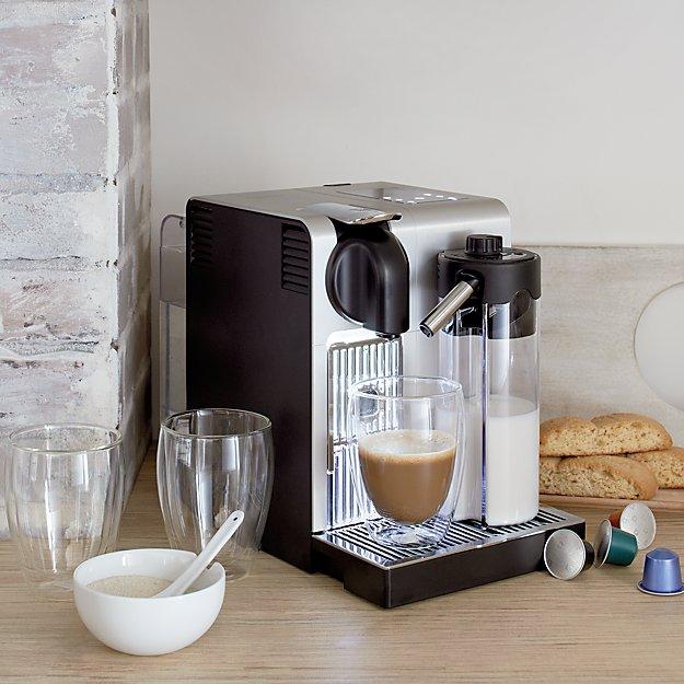 Ristretto Coffee Maker ~ Delonghi nespresso lattissima pro espresso maker reviews