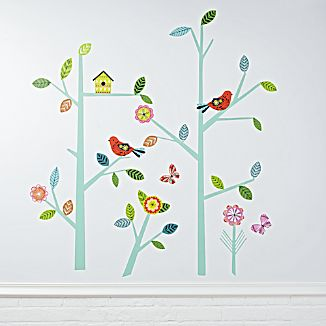 Blooming Tree Wall Decal