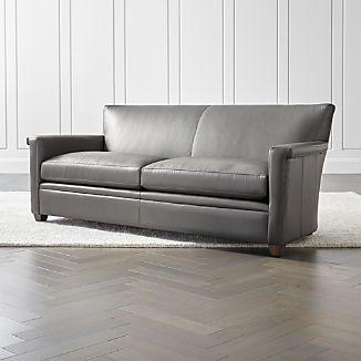 Declan Leather Sofa