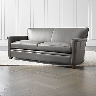 Declan Leather Sofa