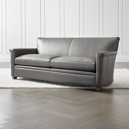 Incredible Declan Leather Sofa Gmtry Best Dining Table And Chair Ideas Images Gmtryco