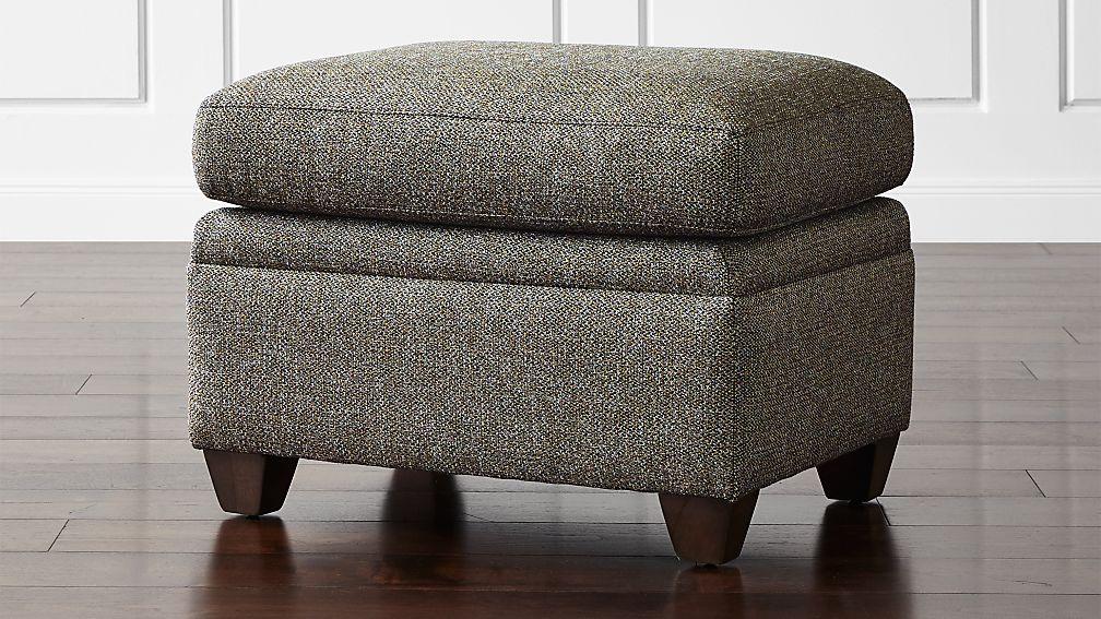 declan ottoman crate and barrel. Black Bedroom Furniture Sets. Home Design Ideas
