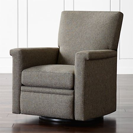 Wondrous Declan 360 Swivel Recliner Theyellowbook Wood Chair Design Ideas Theyellowbookinfo