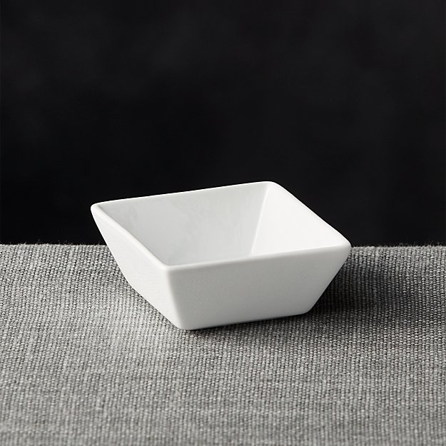 Deep Sauce Dish Crate And Barrel