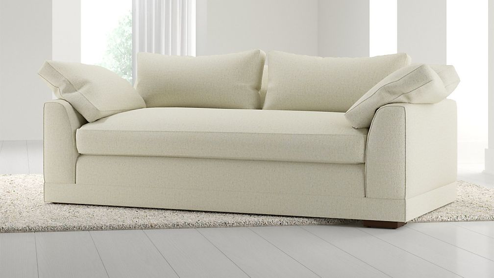 Delmar Pillow Arm Apartment Sofa - Image 1 of 6