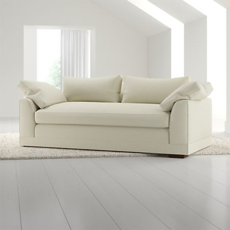 Delmar Pillow Arm Apartment Sofa