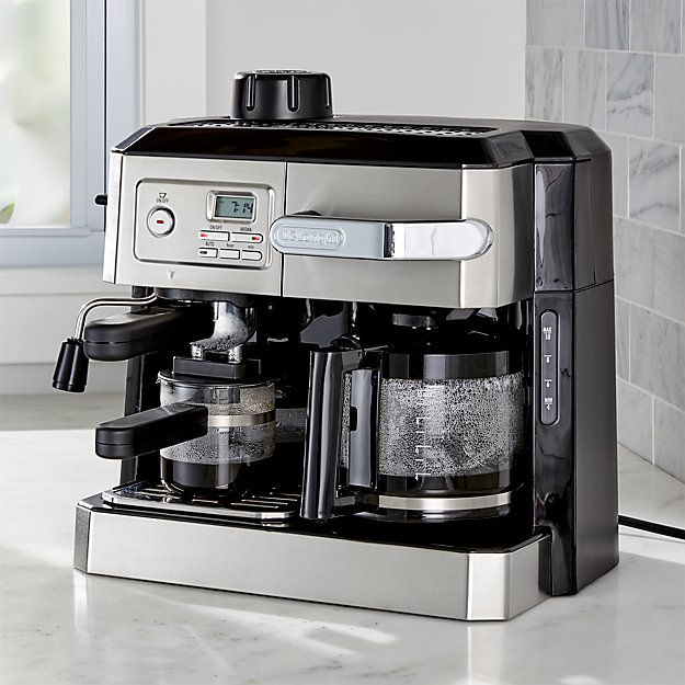 combination coffee espresso machine