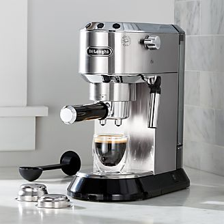 Delonghi Coffee And Espresso Machines Crate And Barrel