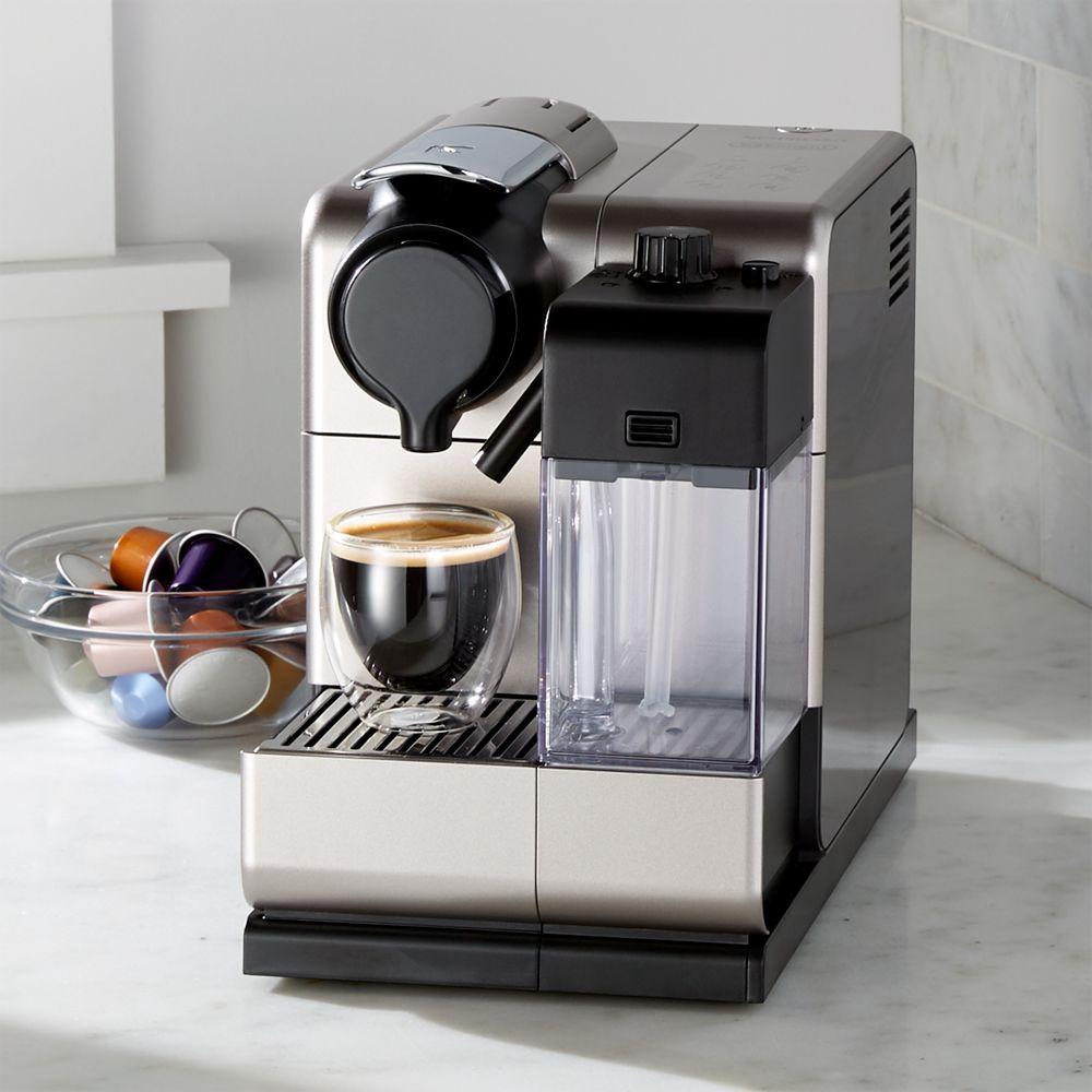 Delonghi ® Nespresso ® Lattissima Touch Espresso Maker - Crate and Barrel