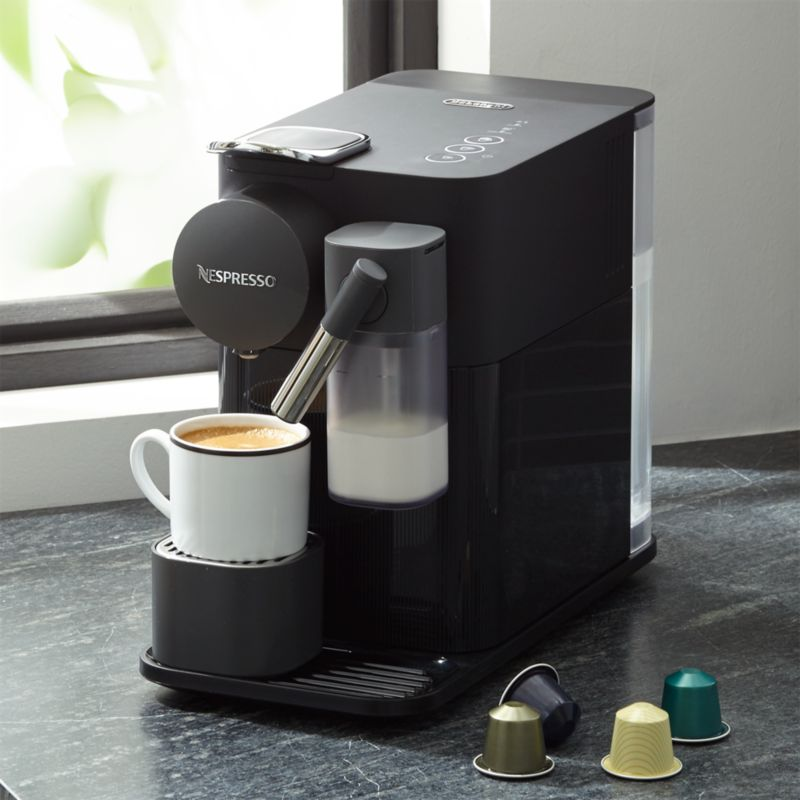 De Longhi Black Lattissima One Espresso Maker Reviews