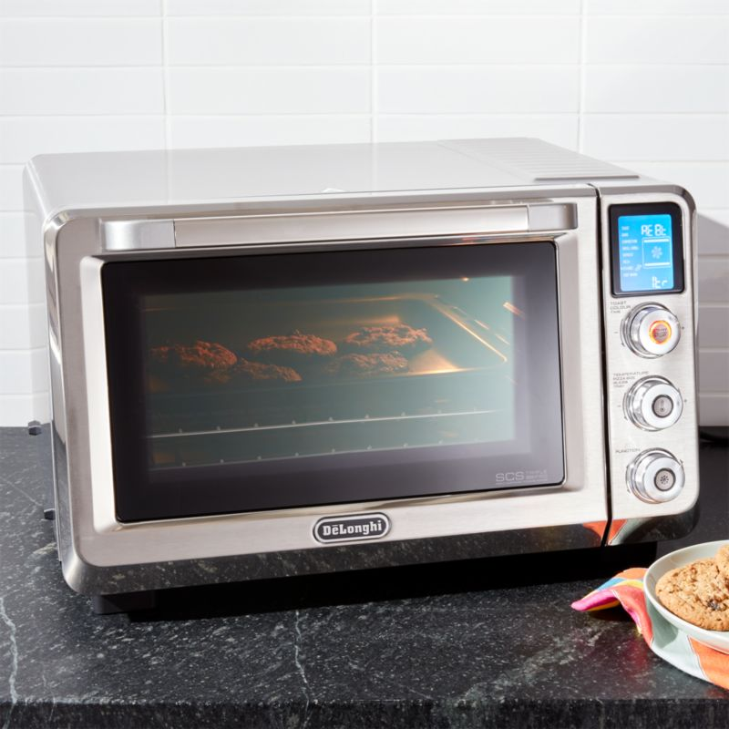 Delonghi Livenza Convection Toaster Oven Reviews Crate