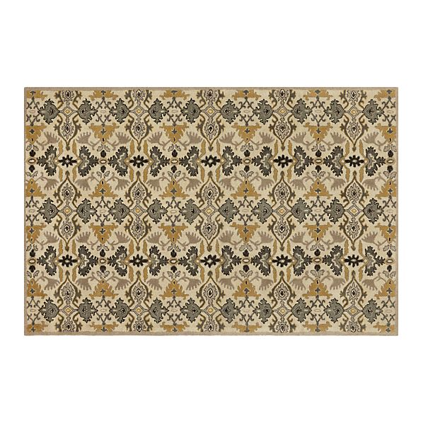 DelphineSage6x9RugS17