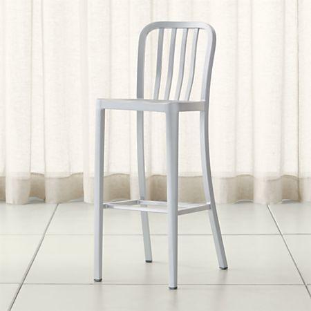 Peachy Delta Aluminum Bar Stool Ncnpc Chair Design For Home Ncnpcorg