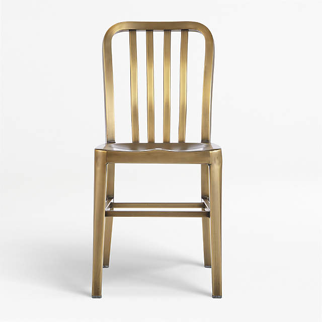 Delta Brass Dining Chair Reviews Crate And Barrel