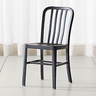 Metal Dining Chairs Crate And Barrel