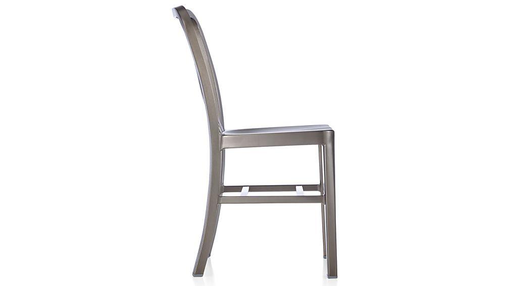 Delta Nickel Dining Chair