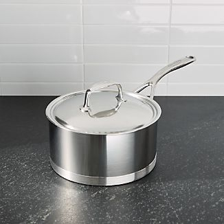 ZWILLING ® Demeyere Atlantis Proline Stainless Steel 3-Qt. Sauce Pan
