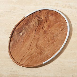 Denali Oval Serving Platter