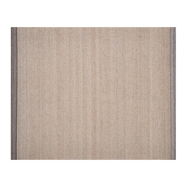 Crate And Barrel Desi Rug: Desi Latte Flat Woven Rug 8'x10' In Area Rugs + Reviews