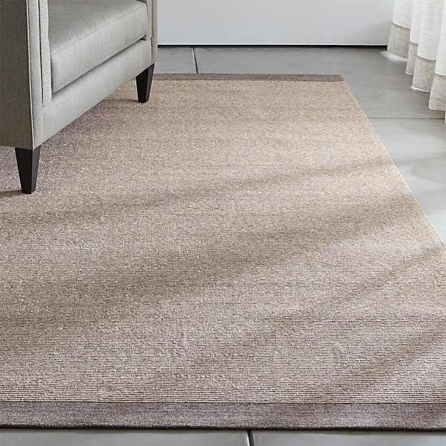 Desi Latte Brown Rug