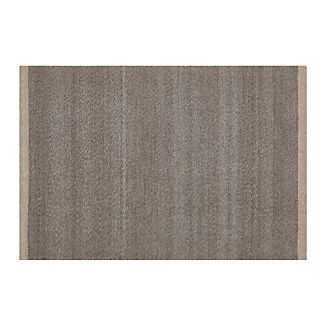 Desi Mocha Brown-Grey 6'x9' Rug