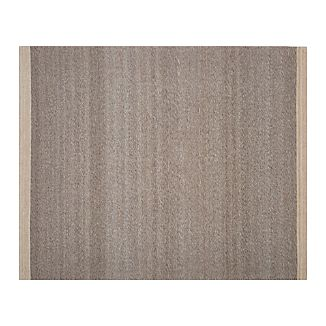 Desi Mocha Brown-Grey 8'x10' Rug