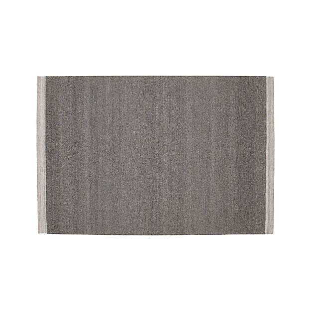 Desi Pewter Grey 6'x9' Rug